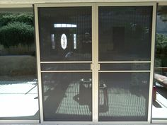 Patio Screen Sliding Door