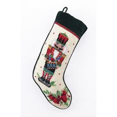 You'll love the Nutcracker Melody Drum Needlepoint Stocking at Wayfair - Great Deals on all Décor products with Free Shipping on most stuff, even the big stuff.