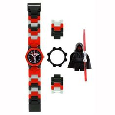 LEGO Kids' 9002953 Star Wars Darth Maul Watch | The #1 Store for Watches and…