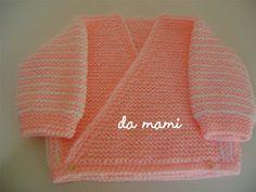 Casa da mami: casaquinho fácil para iniciantes