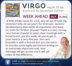jonathan cainer capricorn horoscope