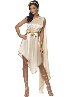 Athina the greek godess costume