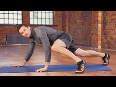 An Energizing 10-Minute Workout to Wake You Up