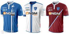 Maglia ufficiale Empoli 2014-2015
