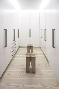 neatest closet in the world  |  Bulevardi 1 Apartment by Saukkonen + Partners
