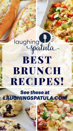 Best Brunch Recipes, Special Recipes, Holiday Recipes, Breakfast Recipes, Good Morning Breakfast, Sweet Breakfast, Tasty Bites, Healthy Salad Recipes, Breakfast Casserole