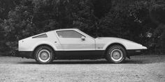 Before the DeLorean, there was the Bricklin SV-1, which also had gullwing doors. It was intended to ... - Provided by Road and Track