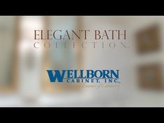 The Elegant Bath Collection from Wellborn Cabinet is an extensive collection of designer vanity suites, basic vanities and accessories covering a broad range. Wellborn Cabinets, Linen Cabinets, Medicine Cabinets, Design Styles, Vanities, Baths, Mirrors, Bathroom Ideas, Waiting