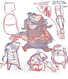 Murph: Rad is RAD Character Design Tips, Character Design Animation, Character Drawing, Character Design Inspiration, Character Concept, Figure Drawing Reference, Animation Reference, Pose Reference, Art Tutorials