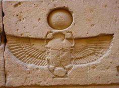 ARQUEOLOGIA E TEOLOGIA : O escaravelho e o coração de pedra