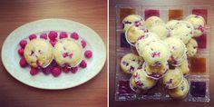 Babeczki jogurtowe z malinami - http://www.mytaste.pl/r/babeczki-jogurtowe-z-malinami-7891880.html