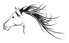 Resultado de imagen de tribales caballos