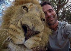 Die 141 Besten Bilder Von The Lion Whisperer Kevin Richardson In