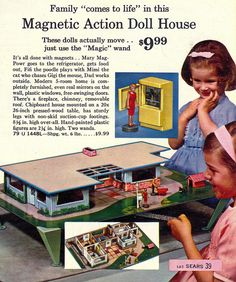 """ranch dollhouse 