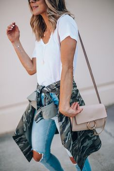 8079761048abb My Top 2018 Nordstrom Anniversary Sale Picks: Outfit Ideas From Summer to  Fall. Utility Jacket OutfitCamo Shirt ...