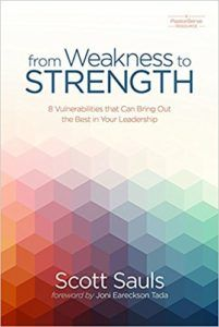 Scott Sauls: From weakness to strength