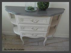 peindre des meubles en blanc sur pinterest meubles des meubles en bois et meubles peints. Black Bedroom Furniture Sets. Home Design Ideas