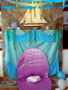 under the sea decorations by roxie