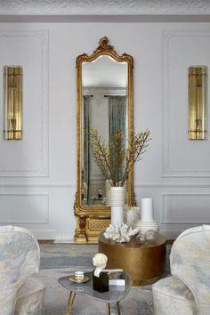 Art Deco And Architecture Ideas Interior Design Trends, Interior Decorating, Decorating Ideas, Decor Ideas, Luxury Home Decor, Luxury Homes, Estilo Art Deco, Regal Design, Design Your Home