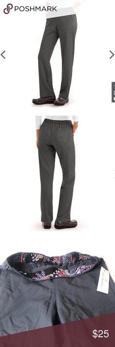 e474715541e Vera Bradley Halo Women's Matilde Scrub Pants New with tag(With details) Vera  Bradley