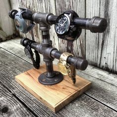 Watch or Bracelet Holder Display. $55.00, via Etsy. - where to buy watches, mens watches sale online, watches for sale mens *sponsored https://www.pinterest.com/watches_watch/ https://www.pinterest.com/explore/watches/ https://www.pinterest.com/watches_watch/diamond-watches/ https://www.fossil.com/us/en/watches.html