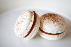 #Caramel Macarons. #CaramelMania