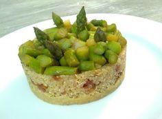 Denny Chef Blog: Quinoa con lenticchie rosse, asparagi e pomodorini secchi
