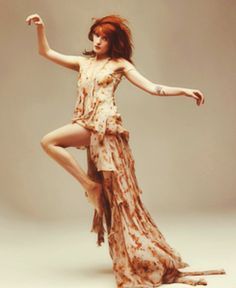 Florence Welch, so much class