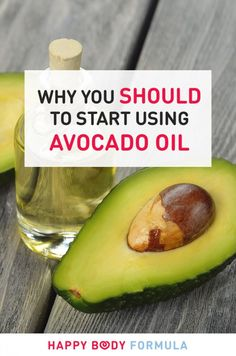Amazing benefits of avocado oil and how to use it. Move over coconut oil, avocado oil is taking over. Learn many avocado oil health benefits, uses in cooking as well as in your skin and hair routine. Avocado Oil Benefits, Benefits Of Coconut Oil, Coconut Oil For Acne, Lose Weight Naturally, Good Fats, Healthy Fats, Healthy Skin, Real Food Recipes, Healthy Recipes