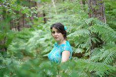 #forest #photoshoot #nature #chichiclothing #fern