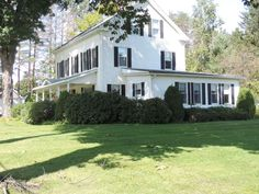 Beautiful woodwork, tin ceilings, 4+ bedrooms, 2 baths, hardwood floors and so much more.  You'll enjoy sitting on the front porch and looking out at the farm.  Walk to the hospital, schools, beach, bike path etc.  Well maintained and priced at the most recent appraisal.  Property consists of 3 lots for a total of 1.2 acres.  Can be sold with or without extra lots.  Home must sell first.  Great location.