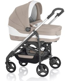 Inglesina Trilogy Stroller Review- Wheels and Maneuverability