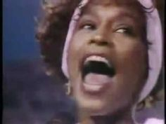 Whitney Houston Sings the Star Spangled Banner at the Super Bowl