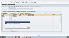 How To Create a Database Table by Using Top Down Approach - SAP ABAP