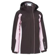 3-in-1 Color Block Anorak Jacket - Plus
