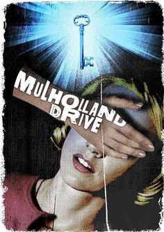 Beautiful Poster Art for 'Mulholland Drive' by Mike Langlie - Sound On Sight   Sound On Sightv