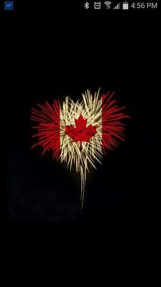 Fireworks Canadian Tattoo!!! AWESOME!