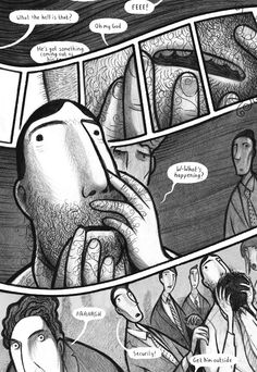 The Gigantic Beard That Was Evil, graphic novel