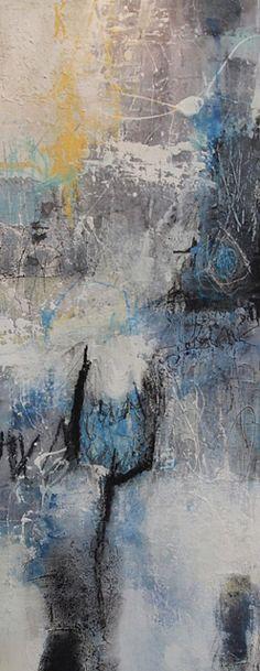 Abstrakte Malerei - abstrakte Kunst - abstrakte Bilder - abstrakte Gemaelde von Iris Rickart in Iris' kleine Galerie  - Abstrakt 39