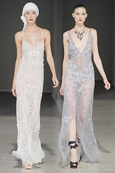 Temperley London Spring 2012 Ready-to-Wear