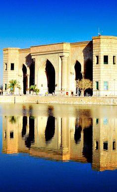 Faw Palace - Baghdad