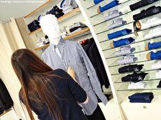 ...preparando i manichini!! Vi ricordiamo che sono gli ultimi giorni per approfittare delle nostre promozioni!! #amerigovespucci #modena #abbigliamento Seguici su https://www.facebook.com/AmerigoVespucciAbbigliamento
