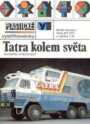 Různé modely Tatry 815 GTC a hračky   Tatra Kolem Světa 1987-90 - Tatra 815 GTC Toys, Model, Activity Toys, Clearance Toys, Scale Model, Gaming, Games, Models