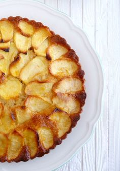 bizcocho de manzana receta