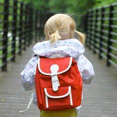 Retro backbags for kids