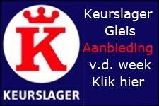 Slagerij Gleis , een begrip in Aalten , voor het lekkerste stukje vlees het adres in Aalten e.o.
