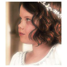 lucy pevensie | Tumblr ❤ liked on Polyvore