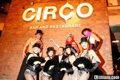 Circo, Liverpool