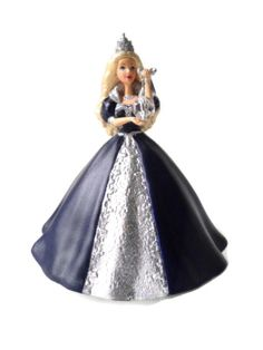 1999 Millennium Princess Barbie Hallmark Ornament by BajanLizard, $11.99