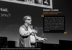 Robert Scoble, The Next Web 2013 - Visual storyboard door Bibi Veth